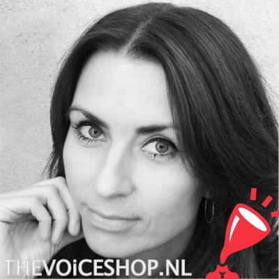 Jonge klinkende Nederlandse vrouwenstem. Voice-Over en Stemactrice.