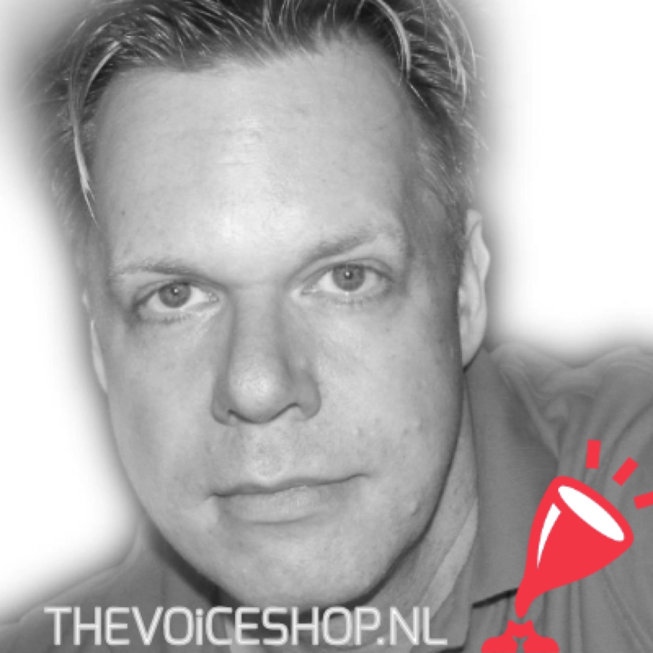 Zware Nederlandse mannenstem, voice-over voor movie trailer